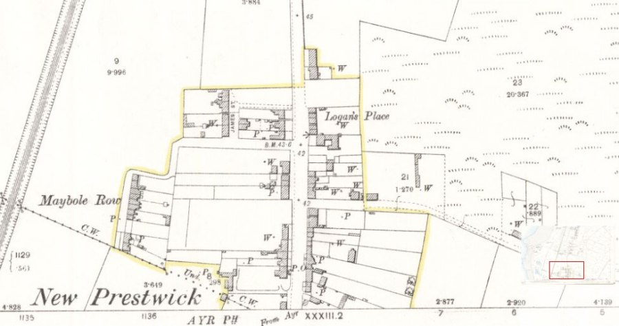 1892-ordnance-survey-map